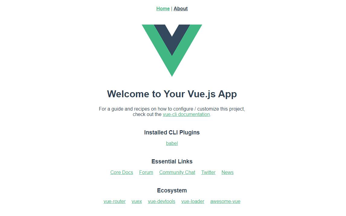 (一)项目的初始化 | 使用Vue搭建微信开发的脚手架