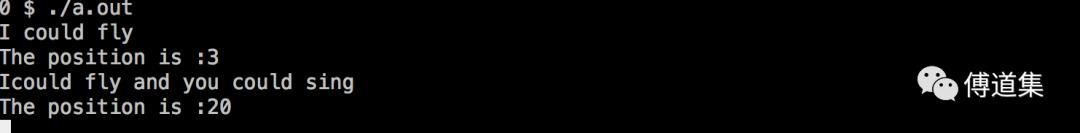C程序设计语言第2版习题4-1